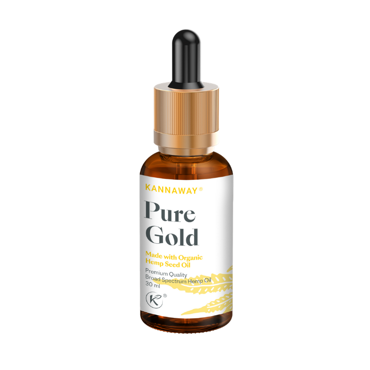 Pure Gold 250mg - 30ml - Kannaway