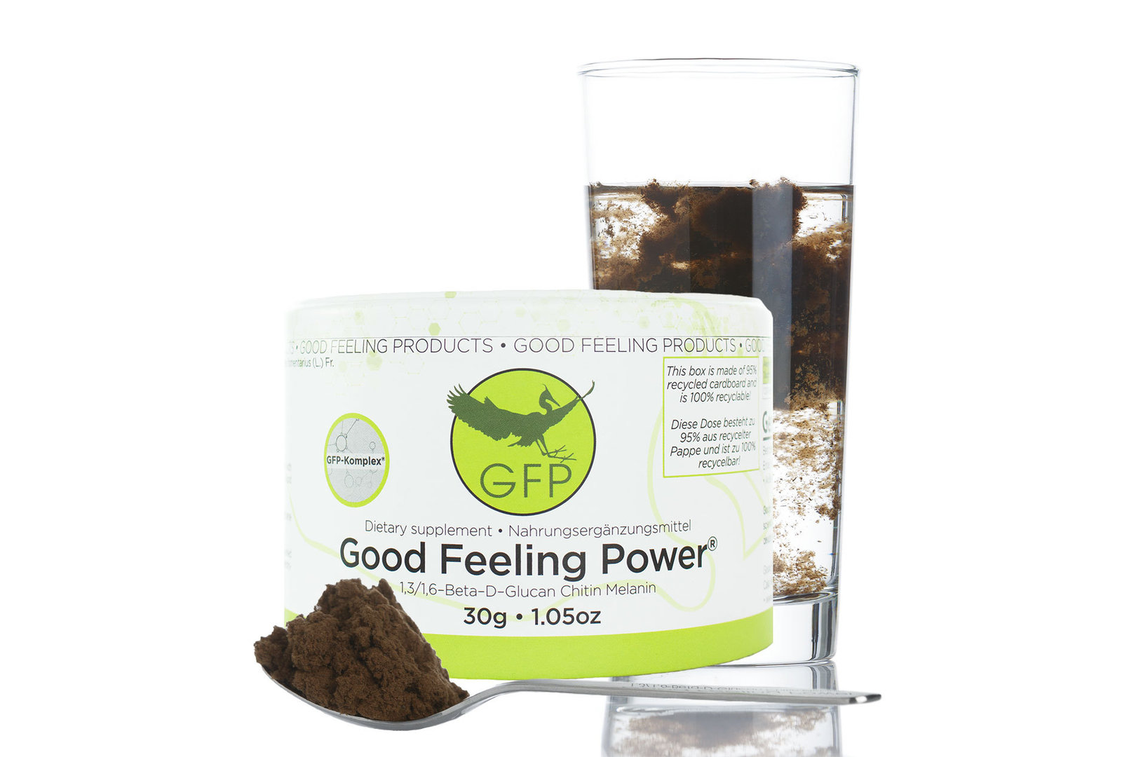 PREMUIM: Good Feeling Power® (30 g) Nahrungsergänzungsmittel